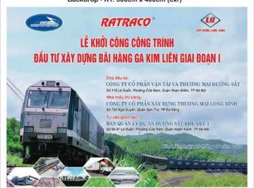 Dự án: Trung tâm Logistics ga hàng hoá Kim Liên tại Đà Nẵng